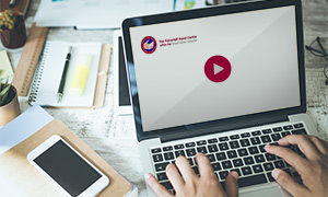 Online teaching webinars